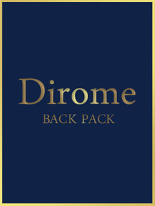 backpack is Dirome